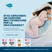 Cuscino Gravidanza 12 In 1  Stai Cercando il Miglior Cuscino per Grav